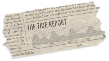 The Tide Report